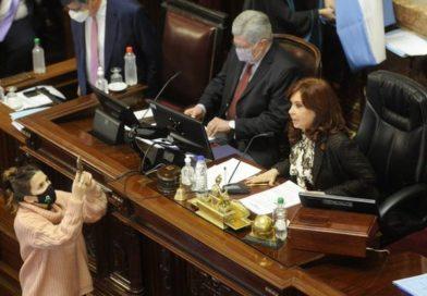 El Senado revocó el traslado de los jueces Bruglia, Bertuzzi y Castelli