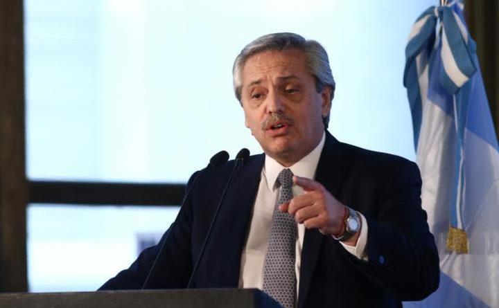 """Fernández y el dólar: """"Intervenimos sobre el CCL para que entiendan que no pueden hacer lo que quieren"""""""