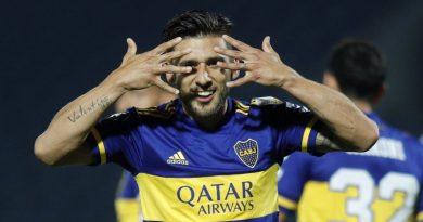Boca ganó de principio a fin en Paraguay