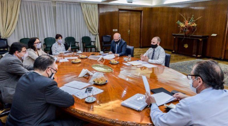 El Gobierno aprobó el ATP 7 para los sueldos de octubre
