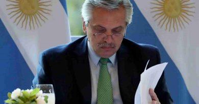 Alberto Fernández debuta ante la Asamblea General de la ONU, con un mensaje grabado