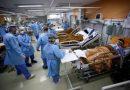 Buscan ampliar el numero de camas de terapia intensiva en la ciudad.