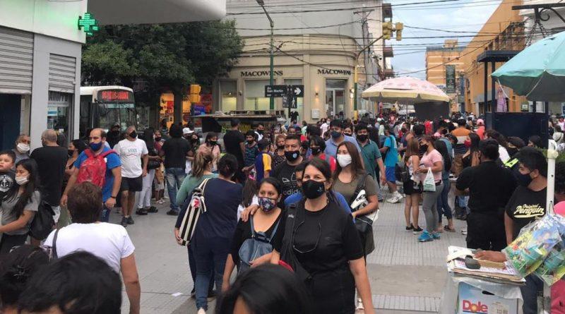 Salta sumó 296 nuevos casos de COVID-19 y tres personas fallecieron