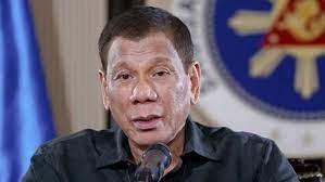 """""""Vacunar mientras duermen"""": El Presidente de Filipinas con fuertes declaraciones."""