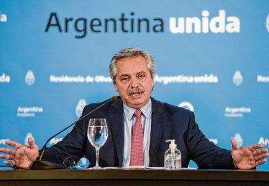 Alberto Fernández busca convertir planes sociales en empleos genuinos.