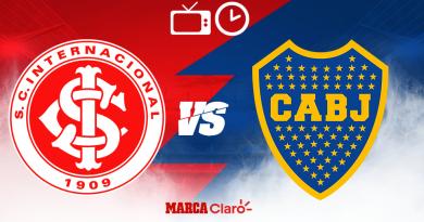 Boca-Inter en Brasil por la Copa Libertadores: formaciones , TV y horario
