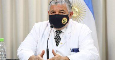 Coronavirus: El Ministro de Salud recomienda un fin de año sin reuniones sociales ni familiares
