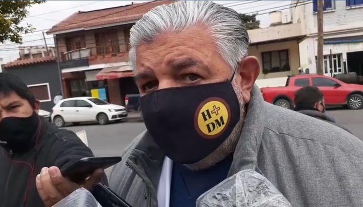 Esteban: En Tartagal pagan $600 mil a un especialista que iba a una vez por semana
