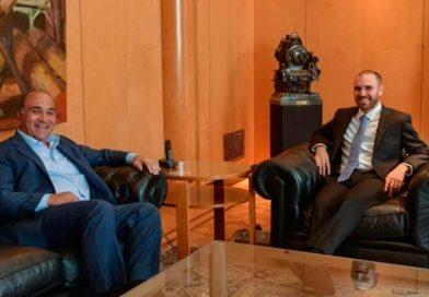 Manzur y Guzmán se reunirán con inversores en Nueva York
