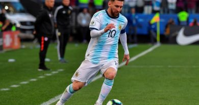 """Messi: """"Llegó el momento de dar un golpe y ganar esta Copa América"""""""