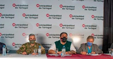 El Centro de Información Operativa de Tartagal dio a conocer las nuevas restricciones.