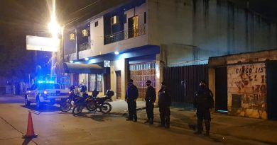 Mosconi: Buscan a los autores del robo millonario a un comerciante