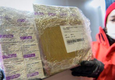 Avanza el Plan de vacunación: distribuyen 811.100 dosis de AstraZeneca en todo el país
