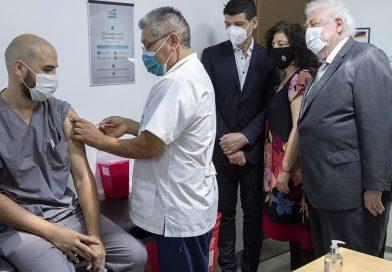 """En la segunda etapa de la vacunación, Ginés dijo que el país """"se aseguró 51 millones de dosis"""""""